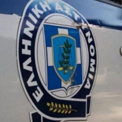 Συλλήψεις για ναρκωτικά και εξιχνίαση κλοπής στη Βέροια