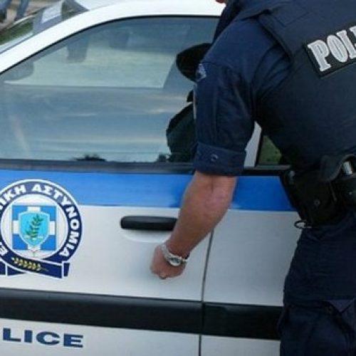 Σύλληψη για κλοπή 27χρονου από αστυνομικούς του Τ. Α. Βέροιας