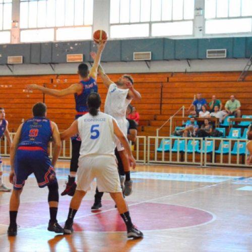 Μπάσκετ: Πρόκριση του Φίλιππου  -  Νίκησε  τον Εθνικό (70-58)