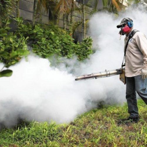 Επαναληπτικός ψεκασμός για τα κουνούπια στο Μακροχώρι