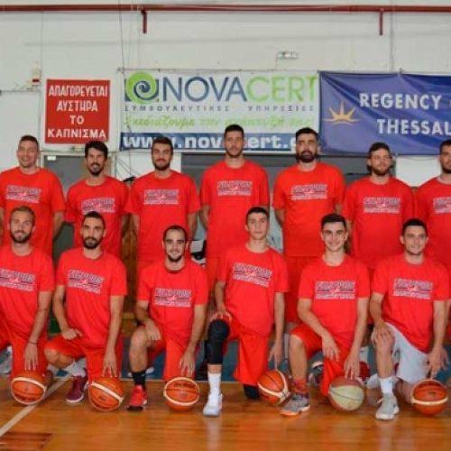 Μπάσκετ: Την Τετάρτη 3 Οκτωβρίου η παρουσίαση της ομάδας του Φιλίππου