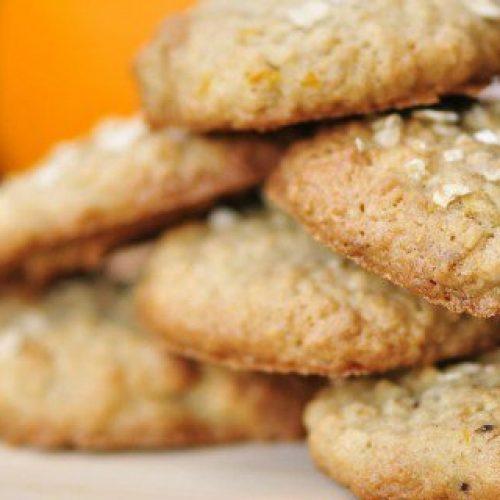 Εύκολη συνταγή για μπισκότα με ταχίνι και μέλι