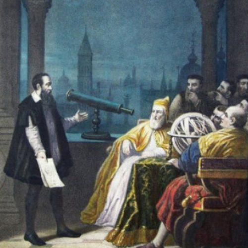 Ανακαλύφθηκε   χαμένη επιστολή του Γαλιλαίου