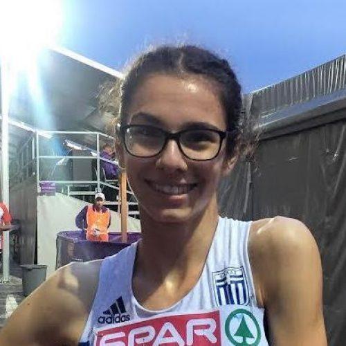Δωδέκατη στα 800 μέτρα   στους Ολυμπιακούς Αγώνες Νέων η βεροιώτισσα  Ελένη Ιωαννίδου