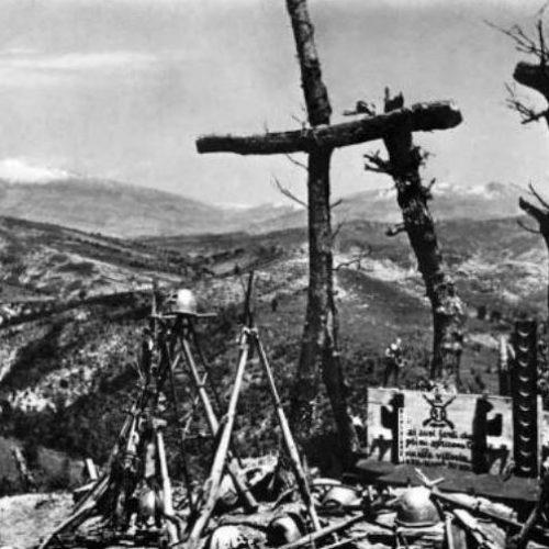 Ύψωμα 731, εκεί που τσακίστηκε η Ιταλική επίθεση στην Πίνδο – Ο ήρωας ταγματάρχης που οι εθνικόφρονες έστειλαν εξορία