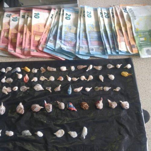 Συνελήφθησαν 2 άτομα για διακίνηση ναρκωτικών