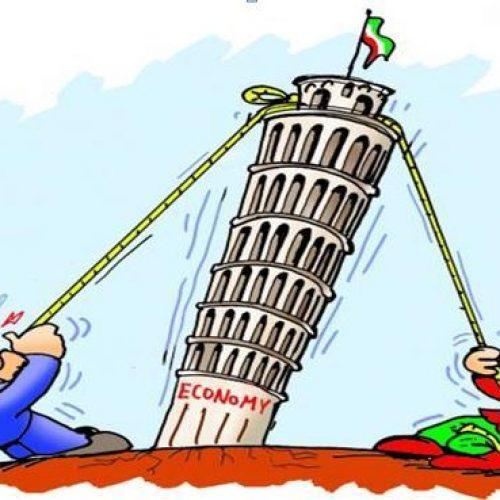 """Οι γελοιογράφοι σχολιάζουν: """"Ιταλία - ΕΕ..."""" – Soloup"""