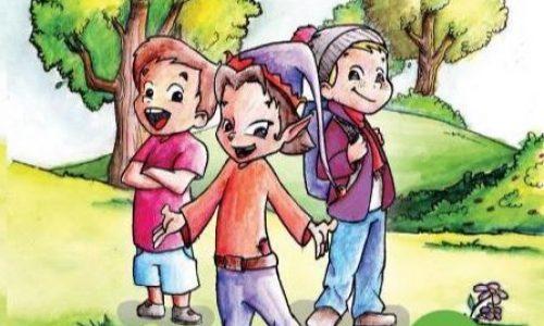 """Παρουσίαση βιβλίου για παιδιά. Οι """"Τρεις μικροί σε μπελάδες"""" στη Δημόσια Βιβλιοθήκη της Βέροιας"""