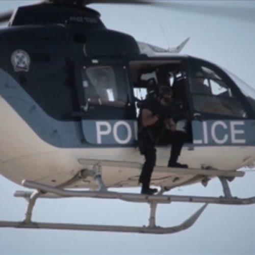 """Σποτ της ΕΛΑΣ για τον εορτασμό της """"Ημέρας της Αστυνομίας"""" και του προστάτη της Αγίου  Αρτεμίου"""