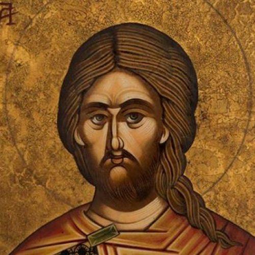 """""""Ο Άγιος Αρτέμιος""""  δια χειρός Συμεών Ματσκάνη"""