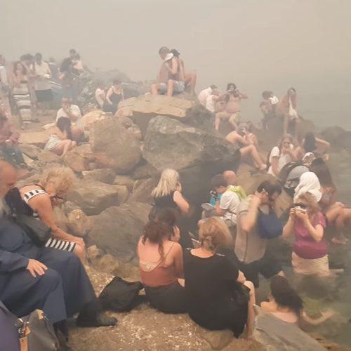 """Οι καταθέσεις- φωτιά που """"καίνε""""  συνειδήσεις για την πυρκαγιά στο Μάτι"""