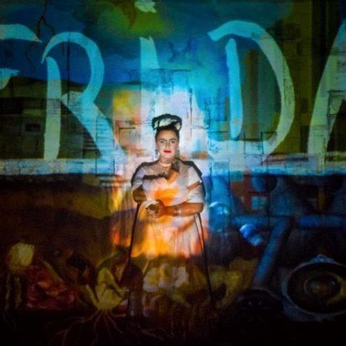 Η συναρπαστική ζωή της Frida Kahlo επί σκηνής. Βέροια, Αντωνιάδειος Στέγη