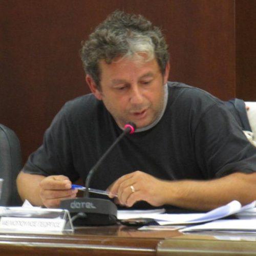 """Γιώργος Μελιόπουλος: """"Το νερό δεν πρέπει να είναι εμπόρευμα"""""""
