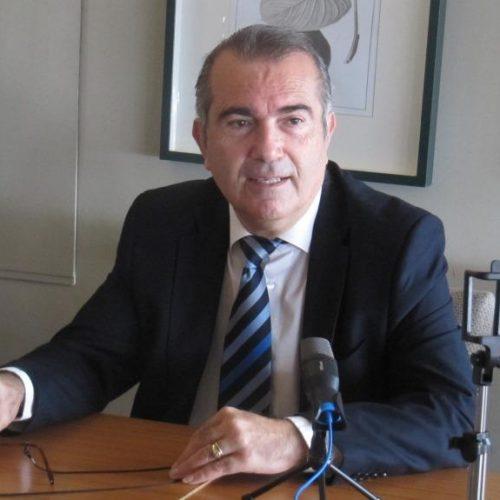 Την υποψηφιότητά του για το Δήμο Βέροιας ανακοίνωσε ο Παύλος Παυλίδης  σε συνέντευξη τύπου