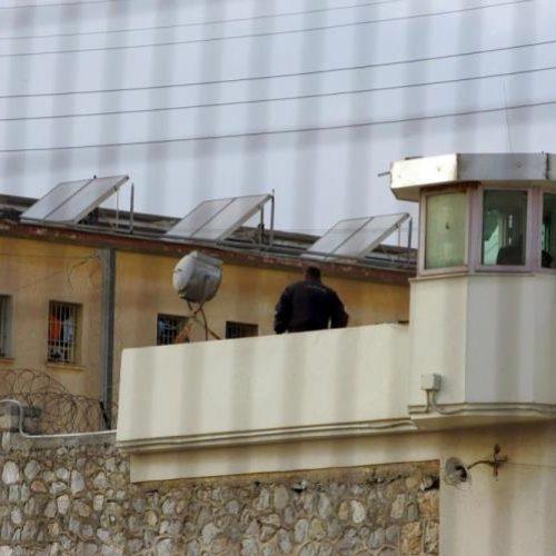 Μέτρα για την αποσυμφόρηση των φυλακών - Εκρηκτικό πρόβλημα  η υπερπλήρωσή τους