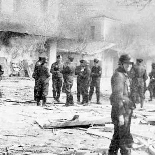 """ΠΕΑΕΑ-ΔΣΕ: """"Φτάνει πια η κοροϊδία με τις γερμανικές αποζημιώσεις"""""""