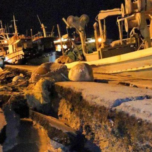 Zημιές σε όλη τη Ζάκυνθο από τον σεισμό των 6,4 Ρίχτερ