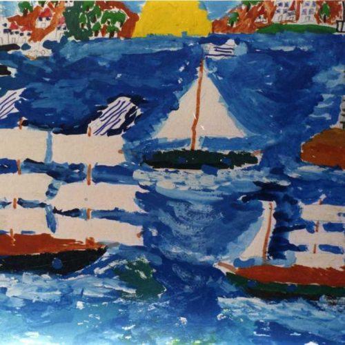 Η Τέχνη μέσα από τα μάτια των παιδιών στο Δήμο Νάουσας