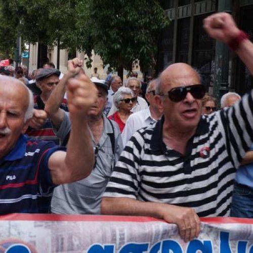 """Σύνδεσμος   Συνταξιούχων Δημοσίου Αθήνας: """"Μην περιμένετε λύσεις στα προβλήματα   με προσφυγές στη δικαιοσύνη"""""""