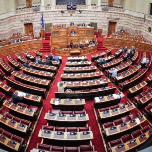 Ερώτηση  του ΚΚΕ για τα μυστικά κονδύλια των Υπουργείων
