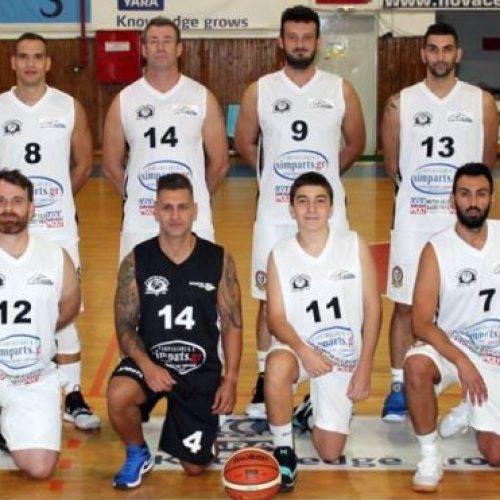 Μπάσκετ: Ευρεία νίκη των Αετών Βέροιας στην Έδεσσα