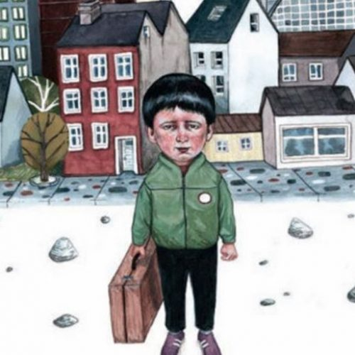 """Ξένια Καλογεροπούλου, Μάικ Κένι """"Το αγόρι με τη βαλίτσα"""".  Γράφει η Ελισάβετ Τάρη"""