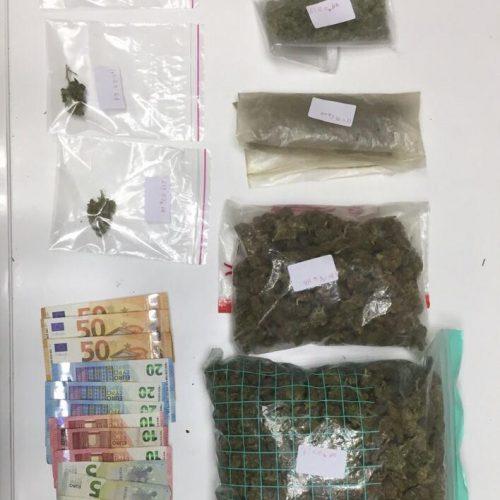Συνελήφθη 25χρονος για ναρκωτικά