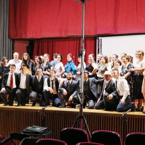 """Σύλλογος Μικρασιατών Ημαθίας: """"Η μουσική της Ανατολής"""" - Ένα εντυπωσιακό πολιτιστικό δρώμενο"""