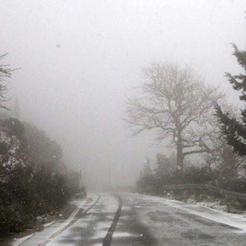 ΕΜΥ: Επιδείνωση καιρού, πτώση θερμοκρασίας, χιονοπτώσεις σε ορεινές και ημιορεινές περιοχές