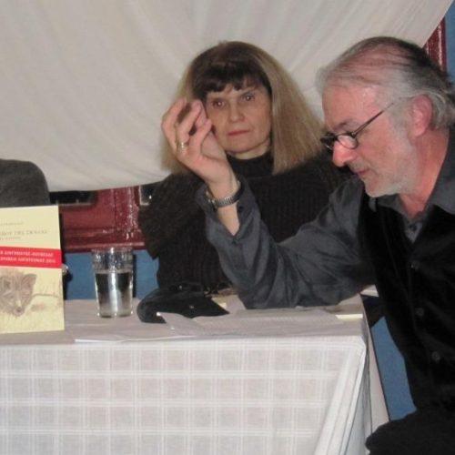 """Βέροια - """"Κυριώτισσας Ουτοπία"""". Ο συγγραφέας Ηλίας Παπαμόσχος μιλά για τη ζωή, το θάνατο και τη γραφή"""