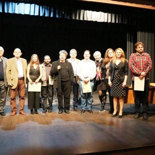 Απονεμήθηκαν τα βραβεία και οι έπαινοι του 8ου Πανελλήνιου Λογοτεχνικού Διαγωνισμού της  Βέροιας