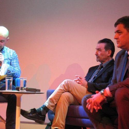 """Ο Λάζαρος Κουμπουλίδης για το ιστορικό μυθιστόρημα """"Χαλαμονή""""  του Αντώνη Παυλίδη"""