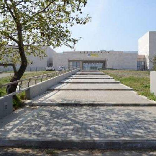 Ο δρόμος προς το Πολυκεντρικό Μουσείο των Αιγών - Έκθεση Αστέρη Γκέκα