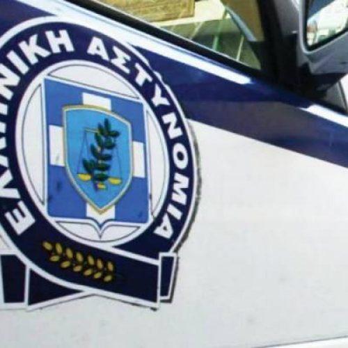 Σύλληψη στη Βέροια για εκκρεμή  καταδικαστική απόφαση