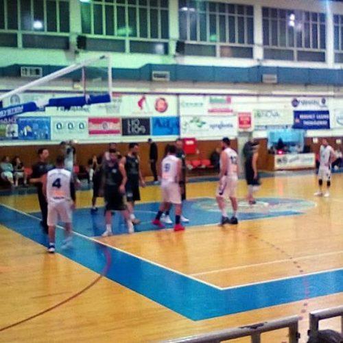 Μπάσκετ: Νίκη για τους Αετούς Βέροιας κόντρα στην ΑΓΕ Πιερίας