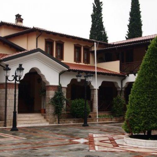 Αγρυπνία Αγίου Γρηγορίου Παλαμά στη Μονή Δοβρά, Τρίτη 13 Νοεμβρίου