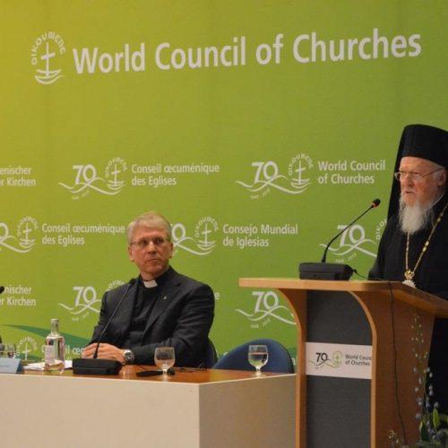 Οικουμενικός Πατριάρχης: Τα παιδιά είναι τα πρώτα που επηρεάζονται από πολέμους, συγκρούσεις, την κλιματική αλλαγή και τη φτώχεια