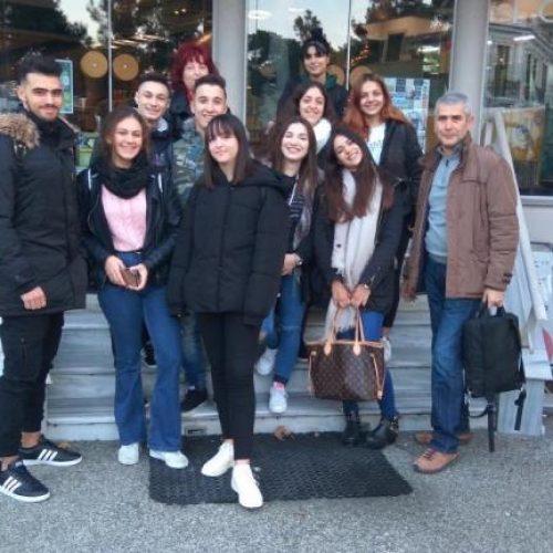 Στη Βαρκελώνη   δέκα μαθητές του 1ου ΕΠΑΛ Βέροιας με πρόγραμμα Erasmus+