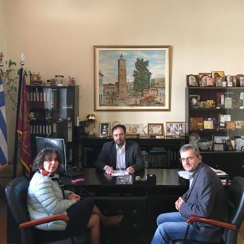 Υπογράφηκε στο Δήμο Βέροιας  συμπληρωματική σύμβαση  για την ολοκλήρωση   μελέτης