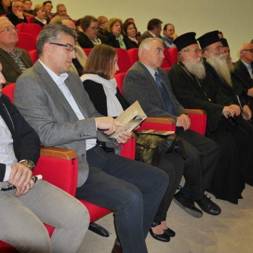 Επιτυχία σημείωσε  η Επιστημονική Εσπερίδα για τον Ιωάννη Σακελλαρίδη στο Λιτόχωρο