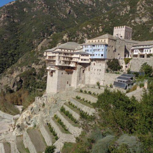 Ένα τριήμερο γεμάτο από δράσεις και περιπέτεια  στο Άγιο  Όρος (Α΄)