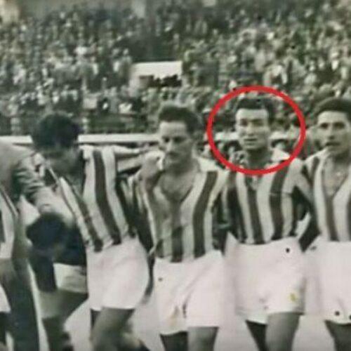 Νίκος Γόδας. Ο ποδοσφαιριστής του Ολυμπιακού που ο Κασιδιάρης έστειλε στο εκτελεστικό απόσπασμα