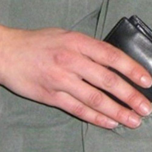 Σύλληψη 40χρονης για κλοπή πορτοφολιού  στη Βέροια