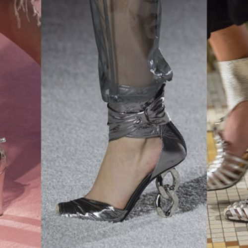 Μόδα: Οι κορυφαίες τάσεις στα παπούτσια.  Φθινόπωρο /18 - Χειμώνας 2019