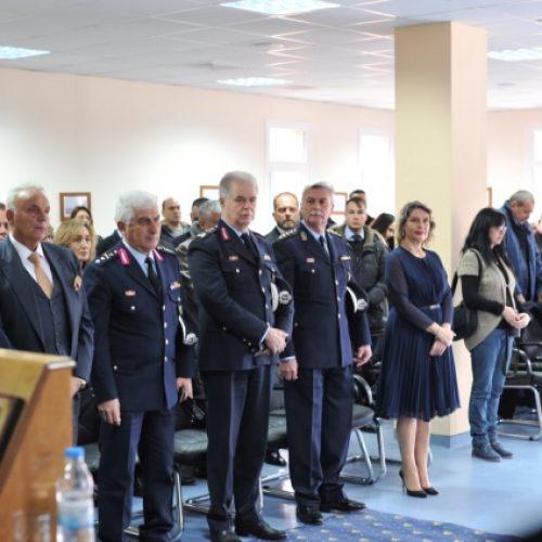 Απονομή πτυχίων  στους (74) απόφοιτους από τις Σχολές της Ελληνικής Αστυνομίας σε Αττική και Βέροια