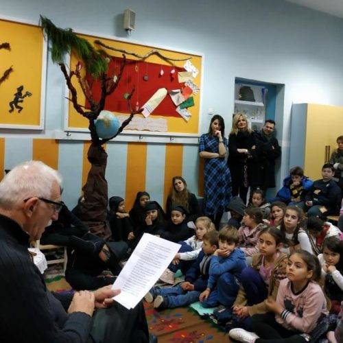 """Έκλεισε με μεγάλη επιτυχία ο κύκλος του """"Παραμυθένιου Δεκέμβρη"""" στο Δημοτικό Σχολείο Κουλούρας"""