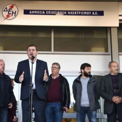 """Δήμαρχος Πάτρας: """"Πλεόνασμα  απανθρωπιάς - Συνδέστε το ρεύμα στους φτωχούς"""""""