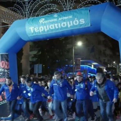 Ένα εντυπωσιακό video του Συλλόγου Δρομέων Βέροιας από τον 7ο Φιλίππειο Δρόμο