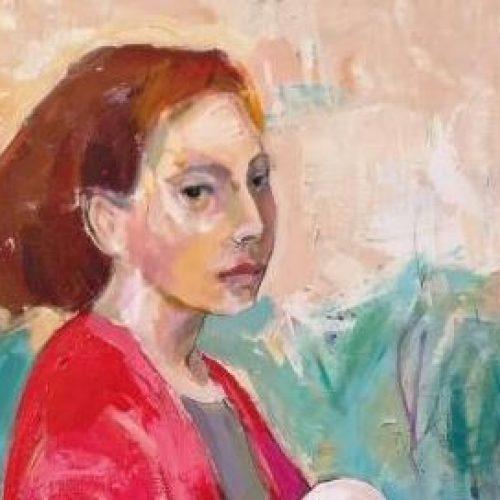 """""""Το εσώτατο βλέμμα"""". Έκθεση της βεροιώτισσας  ζωγράφου, Φωτεινής Χαμιδιελή, στην Καρδίτσα"""