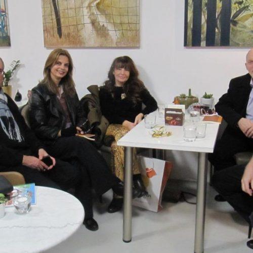 Παρουσιάστηκε στη Βέροια το παραμύθι της Κατερίνας Καριζώνη «Το μυστικό των βιβλίων»
